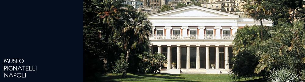 Risultati immagini per Villa Pignatelli Napoli